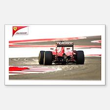 Funny Formula 1 Sticker (Rectangle)