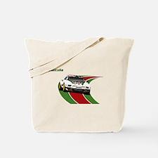 Cute Italian cars Tote Bag