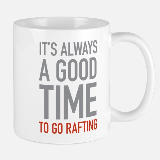 Go Rafting Mugs