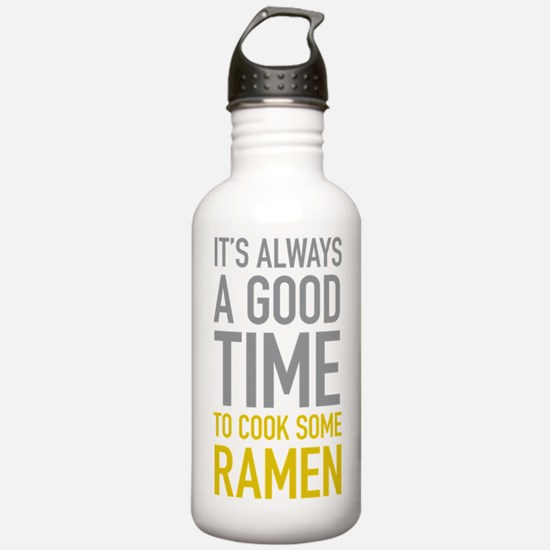 Cook Ramen Water Bottle