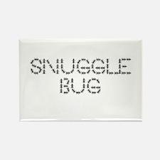 snugglebug Rectangle Magnet (10 pack)