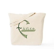 Failte Design Tote Bag