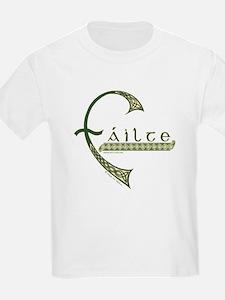 Failte Design T-Shirt