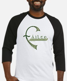 Failte Design Baseball Jersey