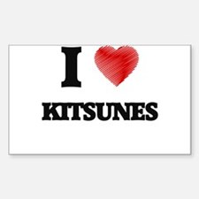 I love Kitsunes Decal