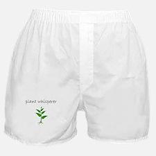 plant whisperer.bmp Boxer Shorts