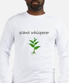 plant whisperer.bmp Long Sleeve T-Shirt