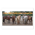 Big Butts Postcards (Package of 8)