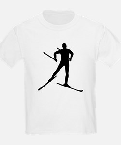 Cross-country skiing T-Shirt