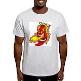 Chili pepper Mens Light T-shirts