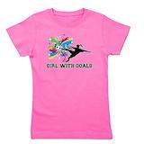 Soccer girl Girls Tees