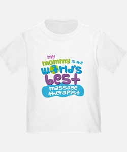 Massage Therapist Gift for Kids T