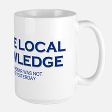 Boaters Local Knowledge Mugs