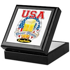 USA Beer Team @ eShirtLabs Tile Box