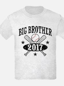 Big Brother 2017 Baseball T-Shirt