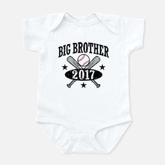 Big Brother 2017 Baseball Infant Bodysuit