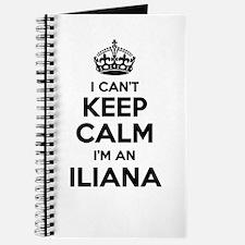 I can't keep calm Im ILIANA Journal