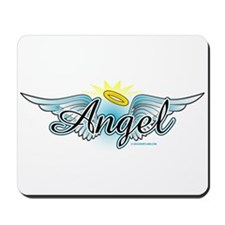 Attitude - Angel Mousepad @ eShirtLabs