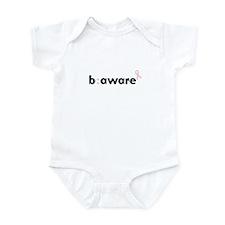 Cute Women's v neck Infant Bodysuit