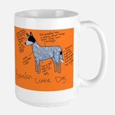 Australian Cattle Dog Mugs