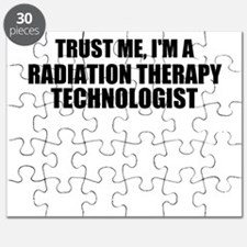 Trust Me, I'm A Radiation Therapy Technologist Puz