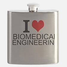 I Love Biomedical Engineering Flask