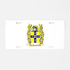Turner (Ireland) Aluminum License Plate