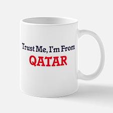 Trust Me, I'm From Qatar Mugs