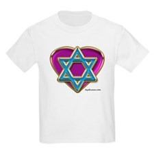 Heart For Israel Kids T-Shirt