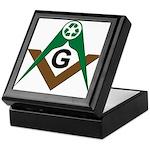 Masonic Recyclers Keepsake Box