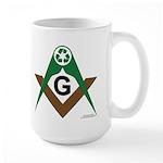 Masonic Recyclers Large Mug