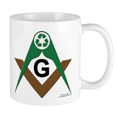 Masonic Recyclers Mug
