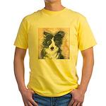 Bad hair day? Yellow T-Shirt