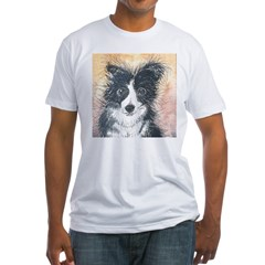 Bad hair day? Fitted T-Shirt