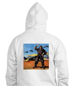 Ready to Fly Hoodie