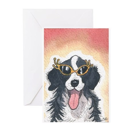 Hello puppies!!! Greeting Cards (Pk of 10)