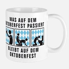 what happens at the Oktoberfest stays at the Oktob
