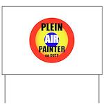 Artist Painter Sign