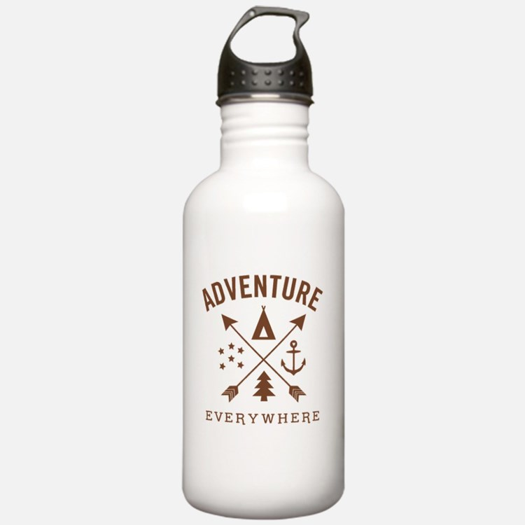 ADVENTURE EVERYWHERE Water Bottle