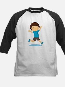 Personalized Gift for Kids Ha Kids Baseball Jersey