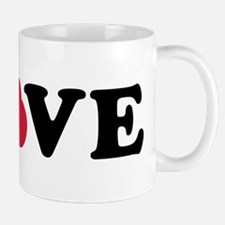 Curling love Mug