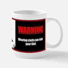 WARNING! Mug
