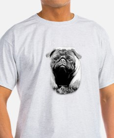 Pug Happy Face T-Shirt