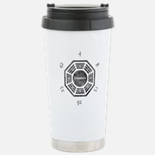 Cute 4 8 15 16 23 42 Travel Mug