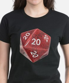 Roll All 20's Tee