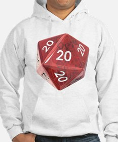 Roll All 20's Hoodie