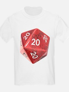 Roll All 20's T-Shirt