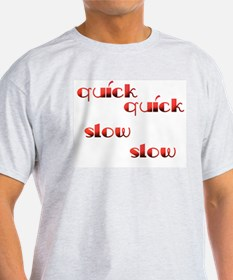 Quick Slow Design #533 Men's T-Shirt