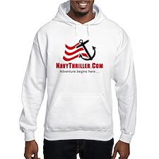 Navy Thriller Hoodie
