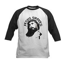 Jesus Shaves BkBk Tee